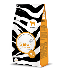 Safari Adult Dog Midi