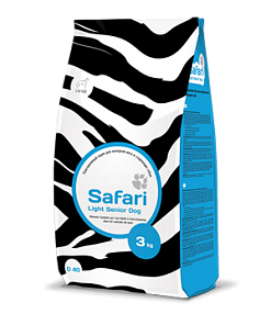 Safari Light for Senior Dog